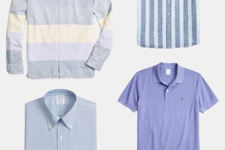 Deal: Brooks Brothers Is Hosting a Rare, Sitewide 30%-Off Sale, With No Exclusions