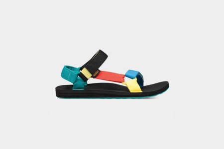 These Colorful Teva Sandals Will Make You the Coolest Dad in Your Neighborhood This Summer