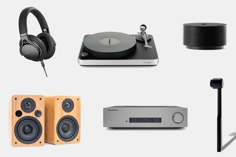 The Best Vinyl Setups from $500 to $5,000 InsideHook
