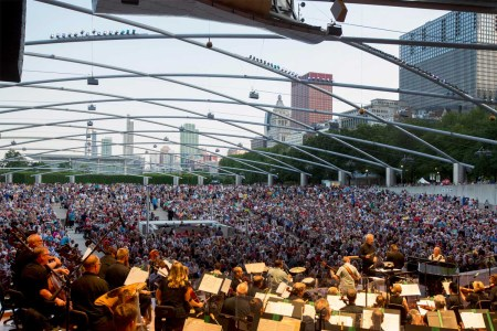 Grant Park Orchestra Photo Courtesy of City of Chicago