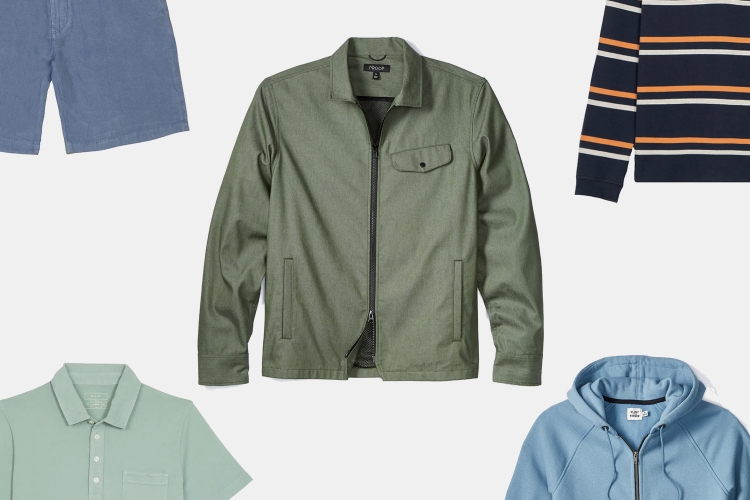 Deal: Here's What to Buy From Huckberry's Spring Flash Sale