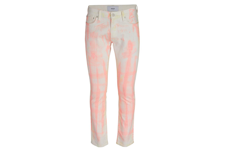 Slim Printed Jeans Ovadia