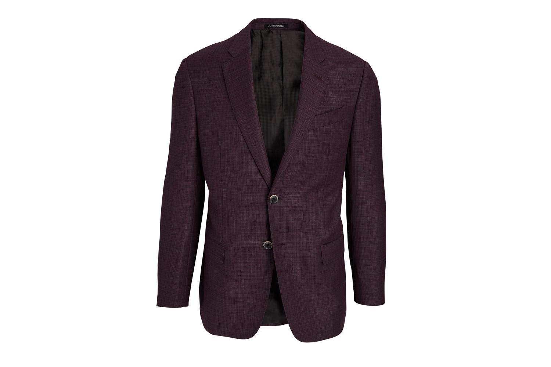 G Line Super 130s Virgin Wool Sport Jacket Emporio Armani