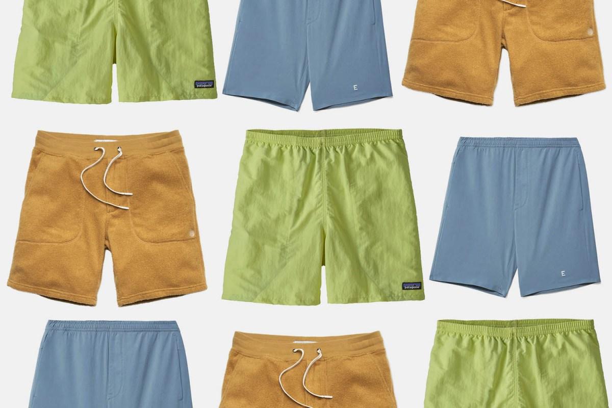 Best Men's Lounge Shorts
