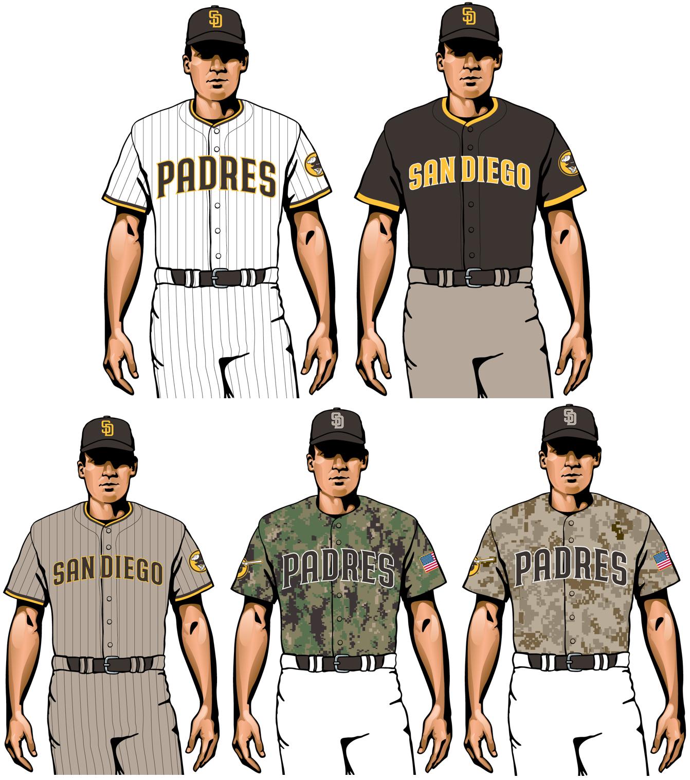 san diego padres 2020 uniforms