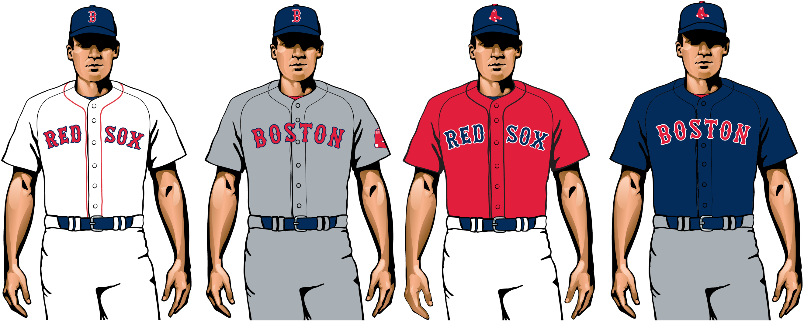 boston red sox 2020 uniforms
