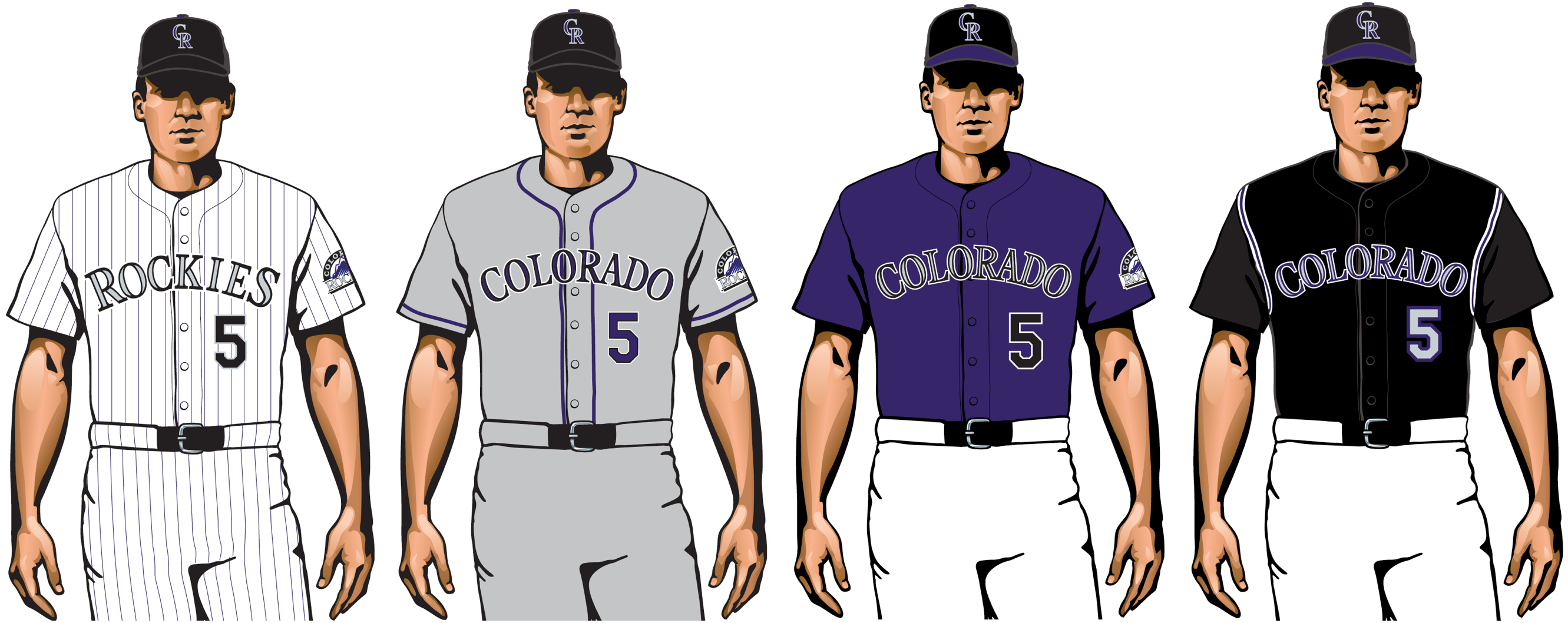 colorado rockies 2020 uniforms