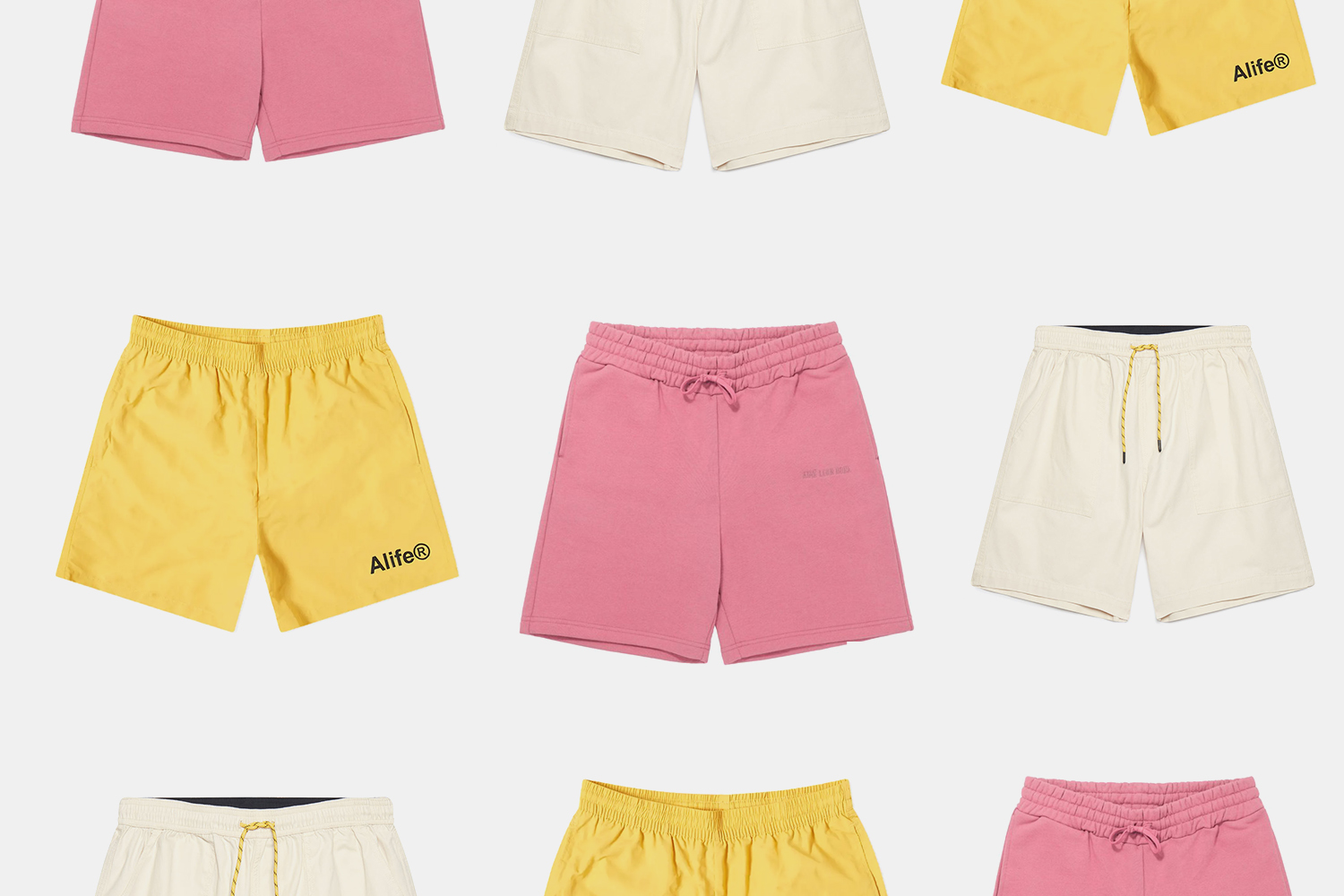 15 Shorts for Doing Nothing But Lounging