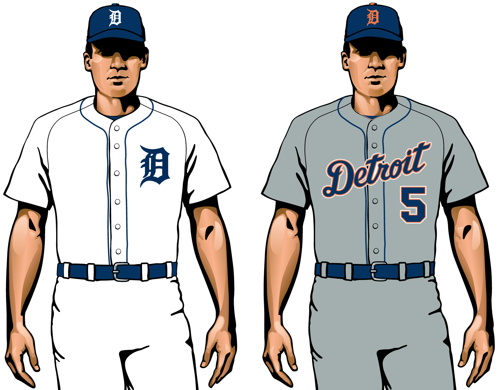 detroit tigers 2020 uniform