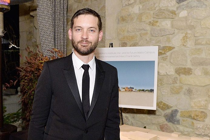 New Book Reveals Tobey Maguire's High-Stakes Poker Game