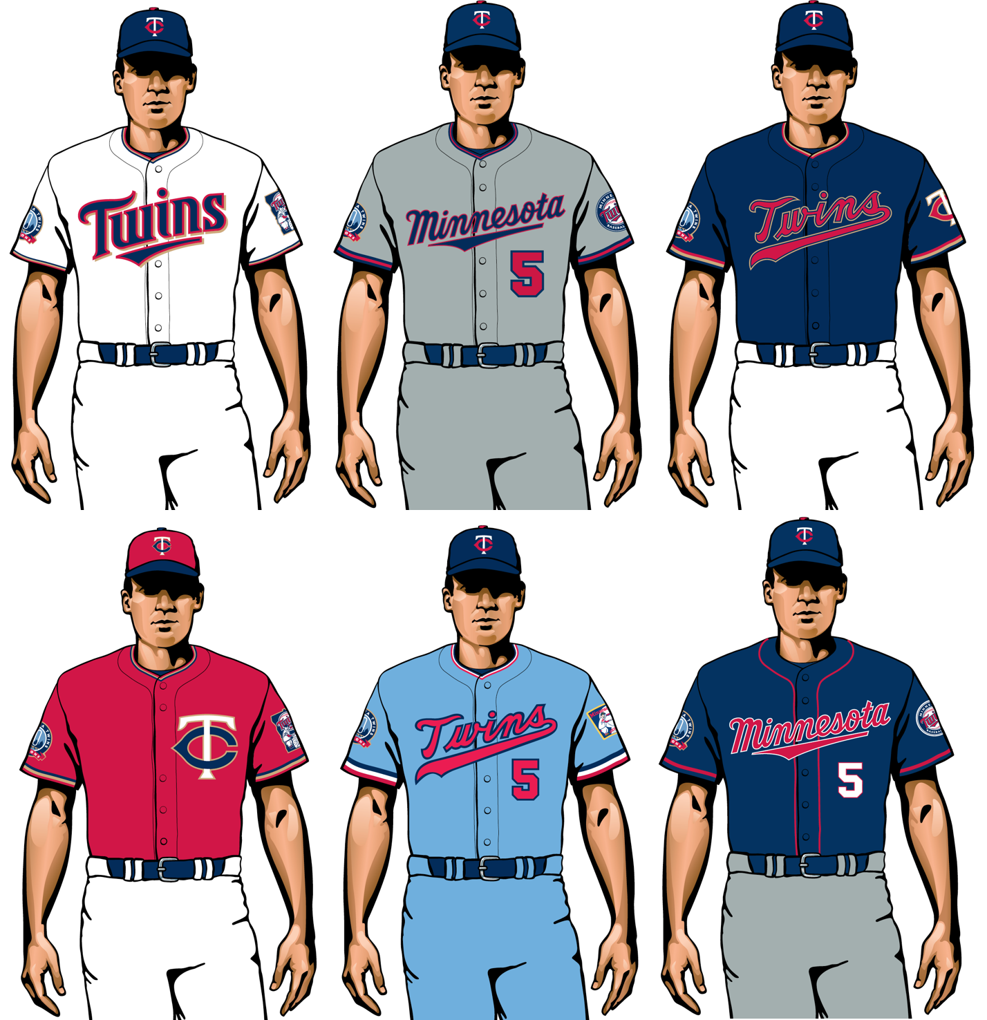 minnesota twins 2020 uniforms