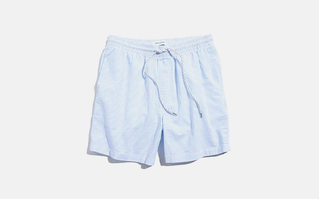 Urban Outfitters Seersucker Short