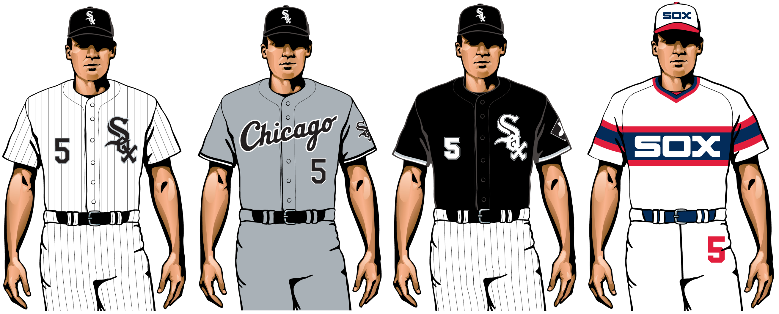 chicago white sox 2020 uniforms