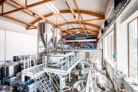 Copenhagen-based Empirical Spirits boundary-pushing distillery uses vacuum distillation.