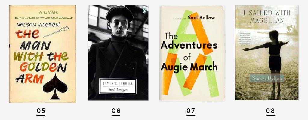 chicago books, chicago literature, chicago