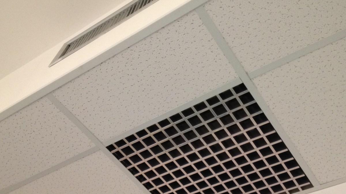 Ceiling air conditioner