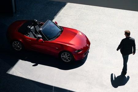 2020 Mazda Miata MX-5 Miata convertible