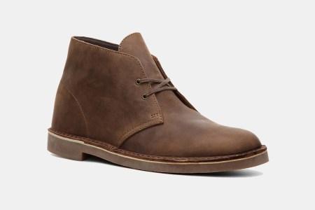 Clarks Bushacre 2 chukka boots on sale