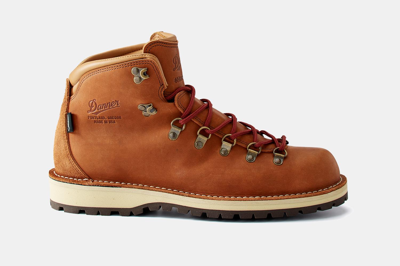 """Danner x Huckberry Mountain Pass """"Gold Rush"""" Boots"""