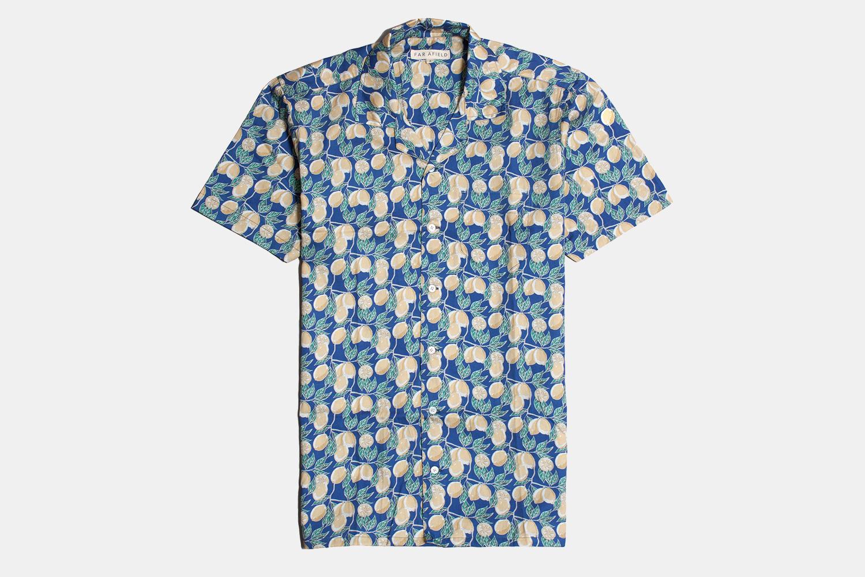 Far Afield Stachio Limonada Shirt