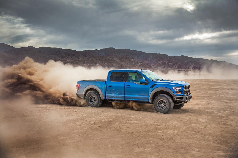 2020 Ford F-150 full-size pickup truck