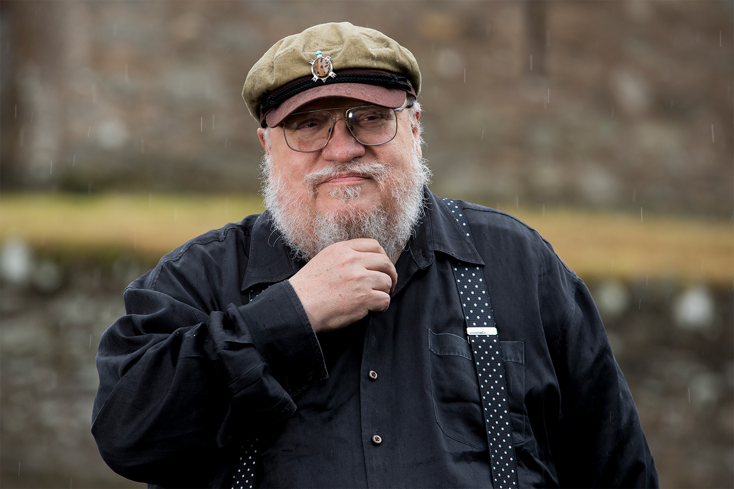George R.R. Martin Buys Historic Railroad, Plans to Reopen ...
