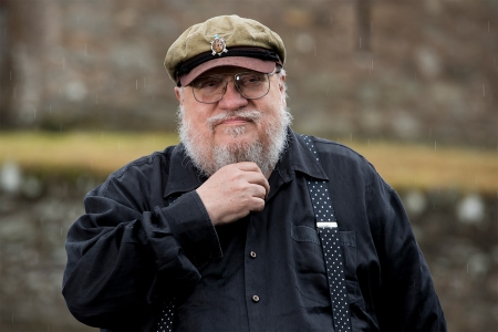 Game of Thrones author George R.R. Martin