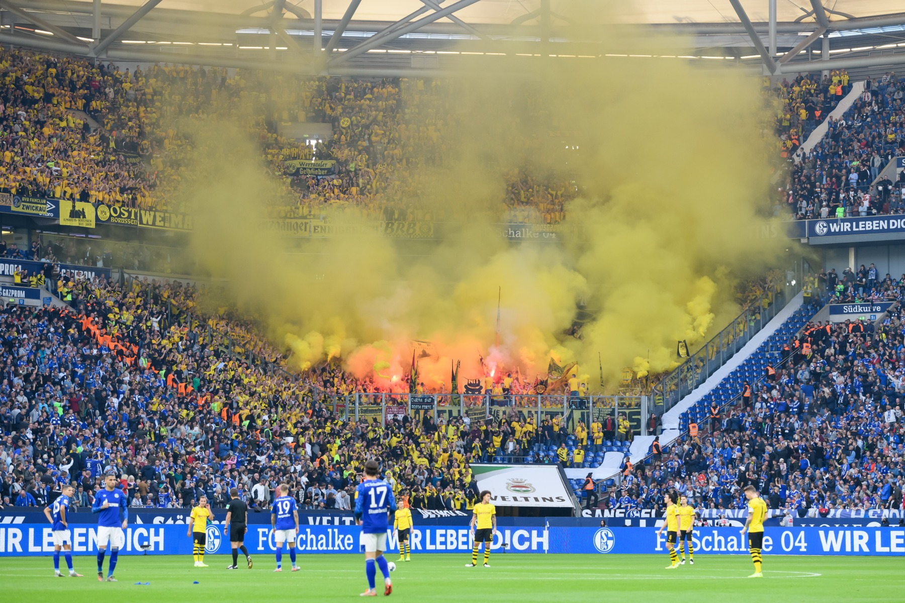 Dortmund-Schalke Is the Perfect Kickoff for the Bundesliga's Return -  InsideHook