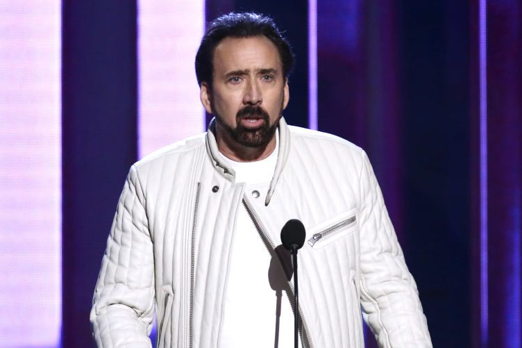 The Cleveland Indians Did Something Very Odd With Nicolas Cage