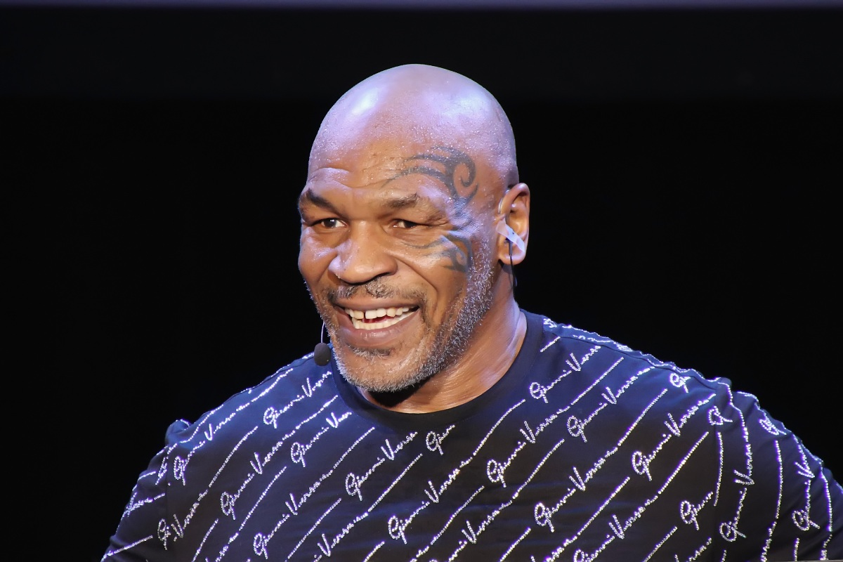 Mike Tyson charity