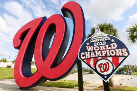 Washington Nationals' World Series Rings Have a Baby Shark