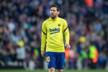 Spanish Soccer Messi