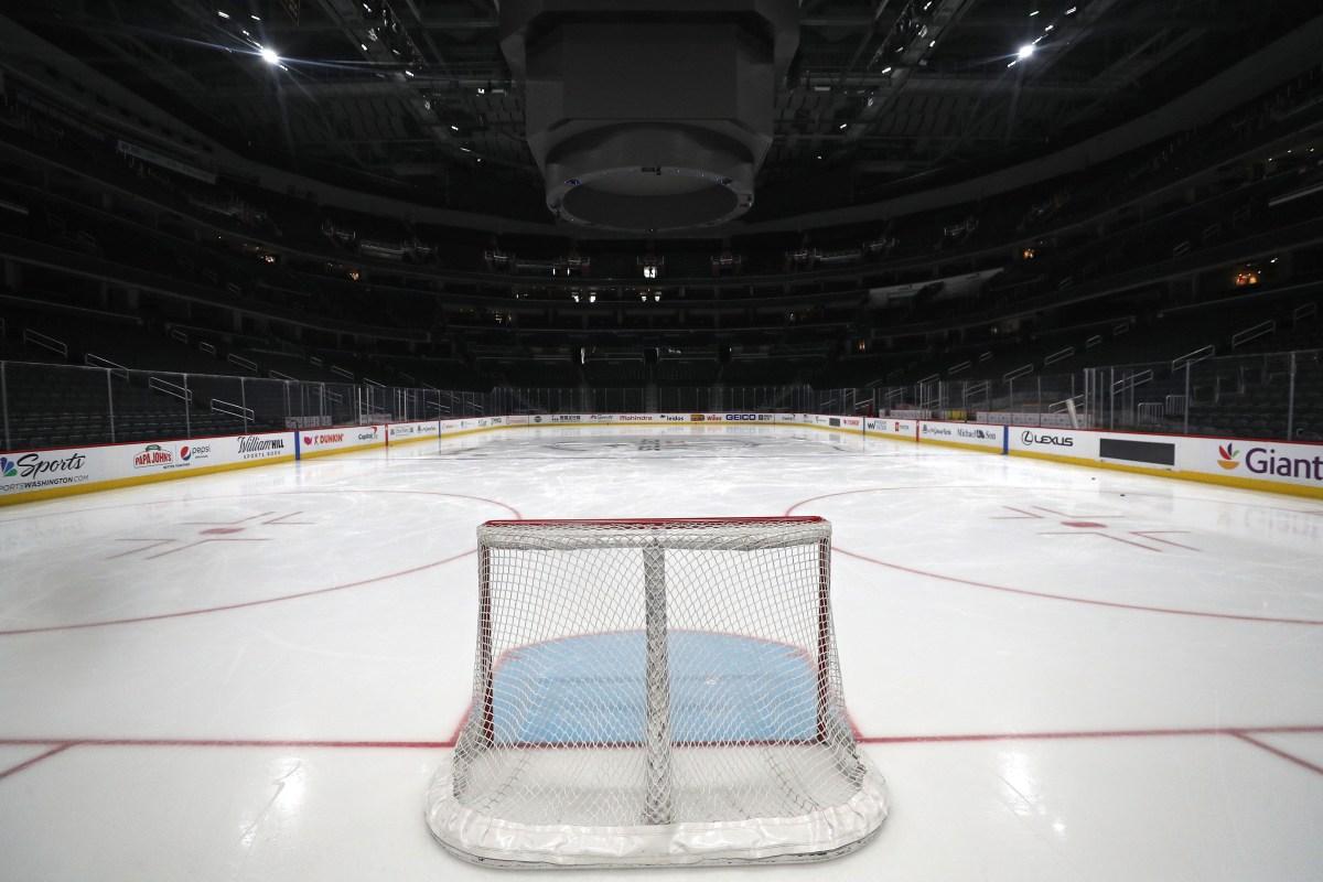 NHL coronavirus NHLPA