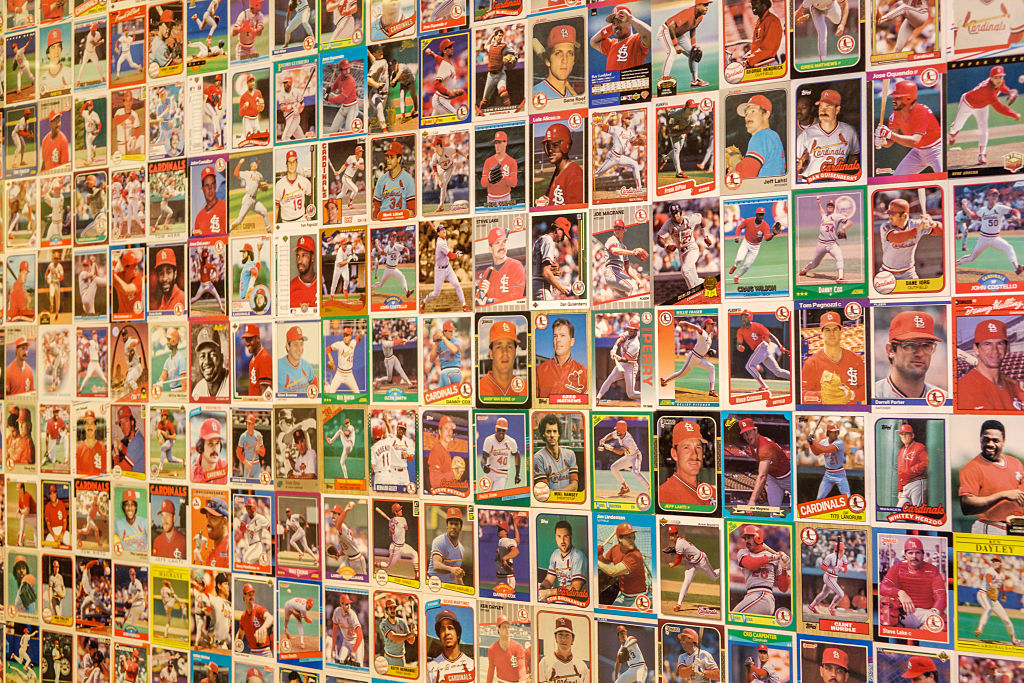 Nostalgia Boosting Value of '80s and '90s Baseball Cards