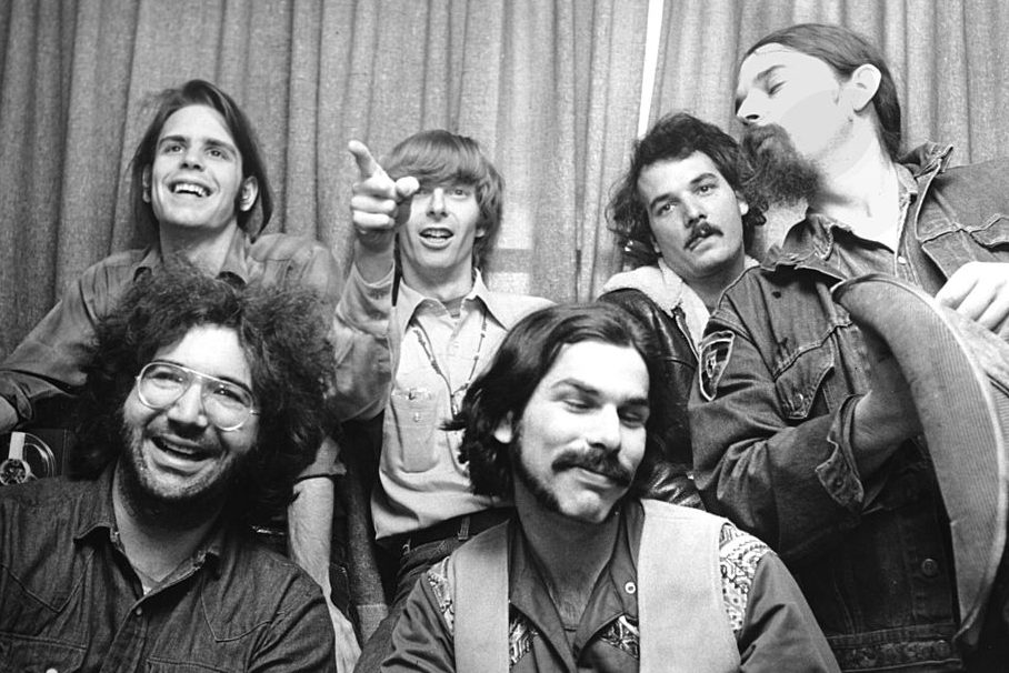 "Grateful Dead Reissuing ""Workingman's Dead"" for 50th Anniversary"