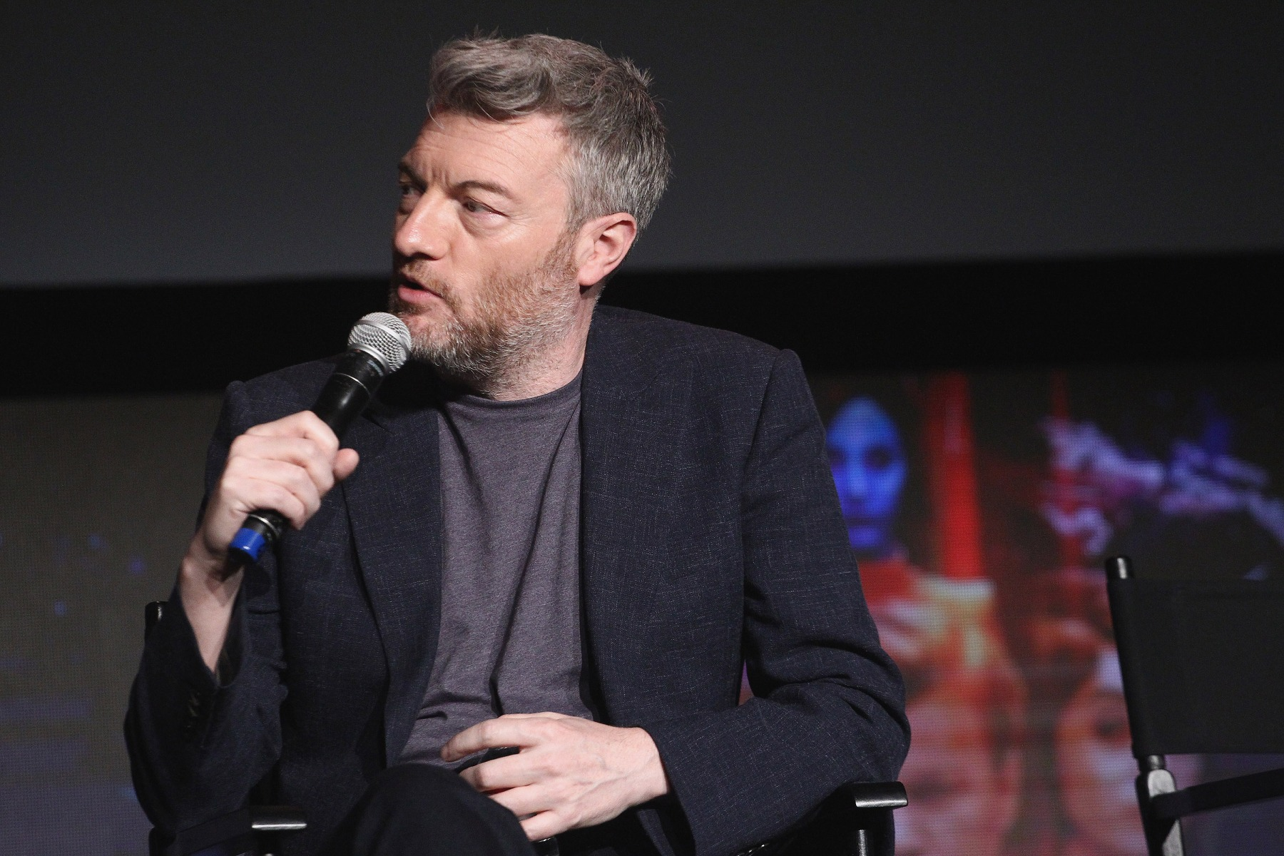 black mirror's Charlie Brooker