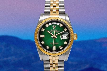rolex day date yuppies