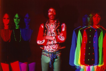 jimi hendrix big pattern energy