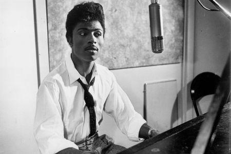 Little Richard Recording
