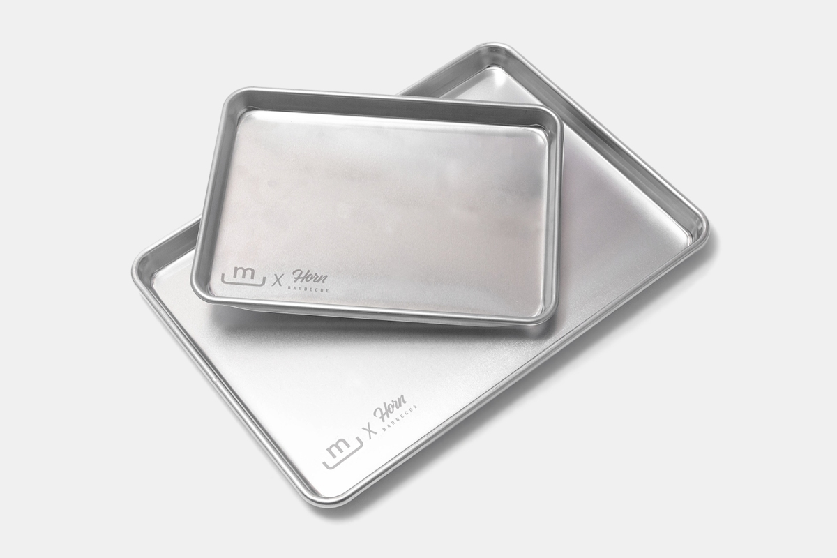 Made In x Horn Barbecue sheet pans