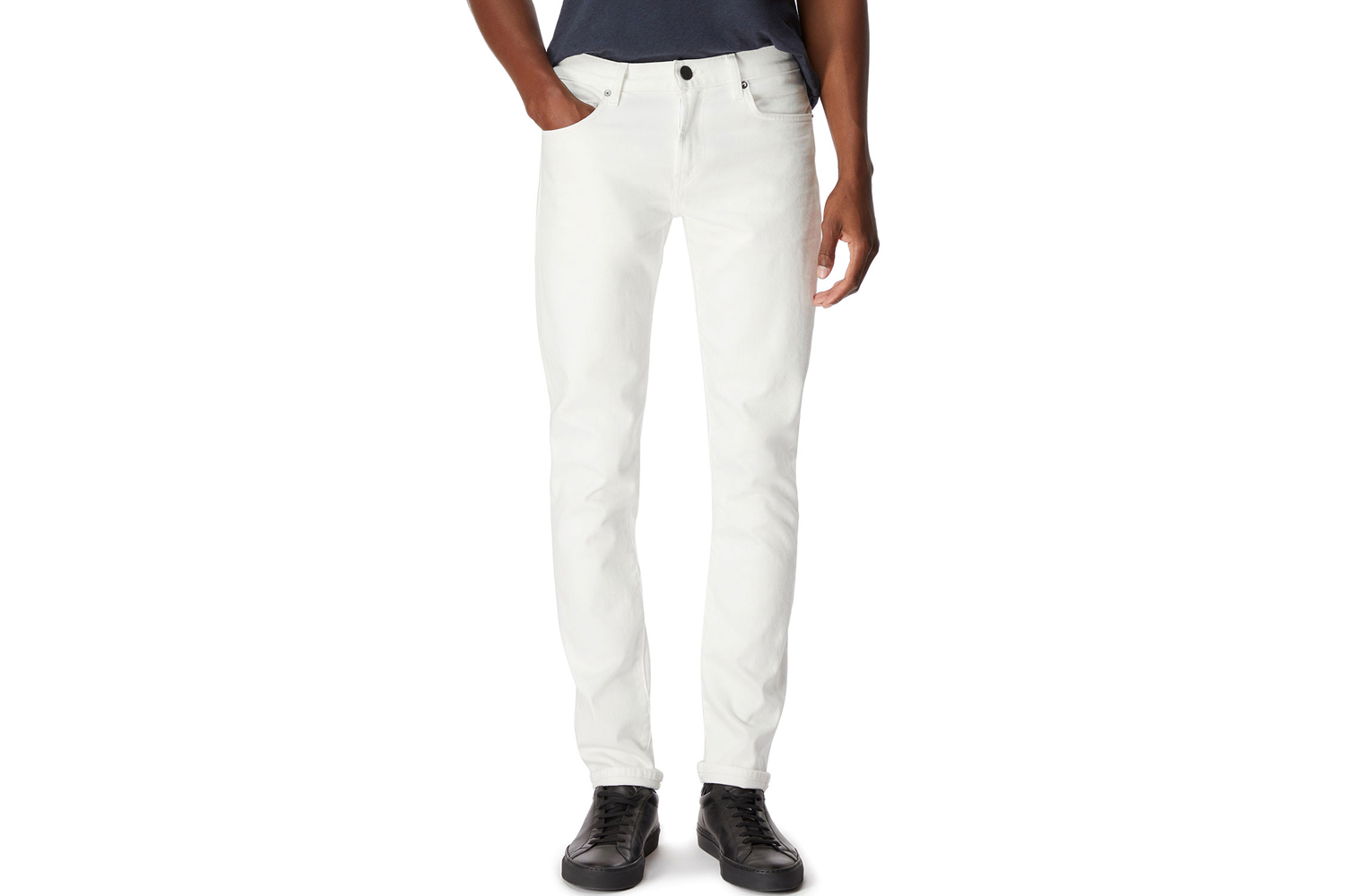 Tyler Tapered Stretch Selvedge Jeans J Brand