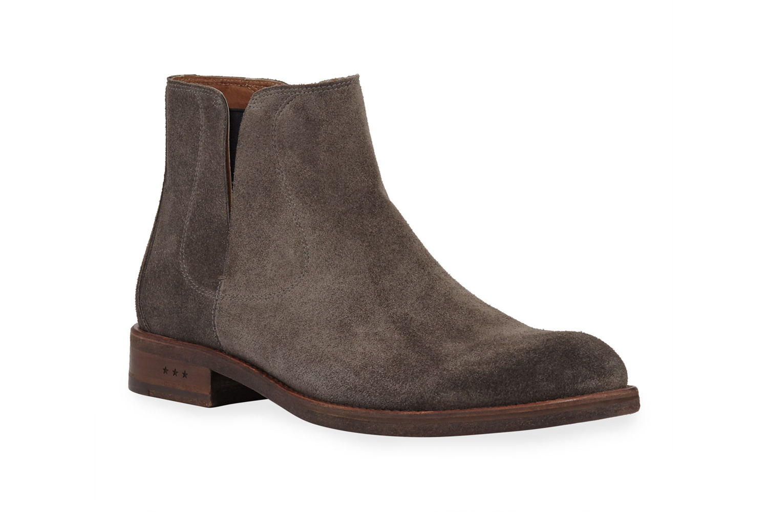 Waverly Covered Chelsea Boots John Varvatos