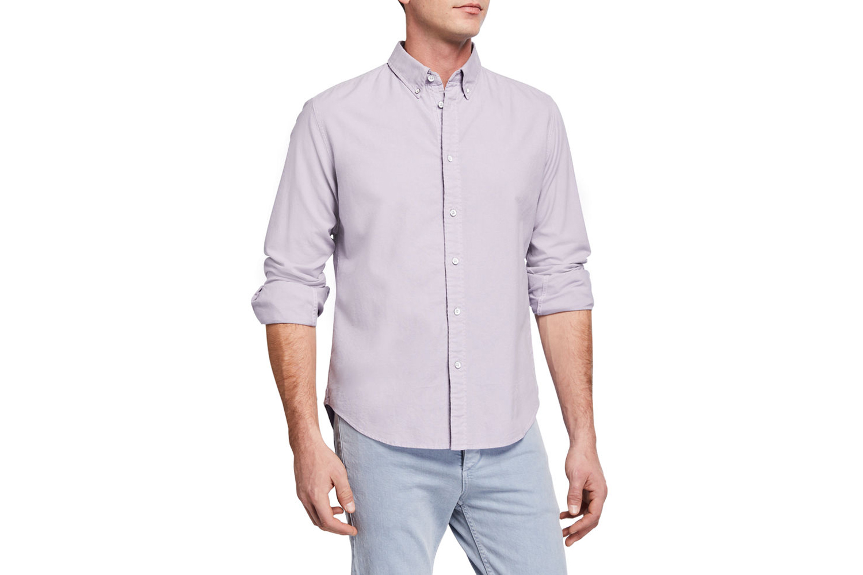 Rag & Bone Men's Tomlin Fit 2 Oxford Sport Shirt