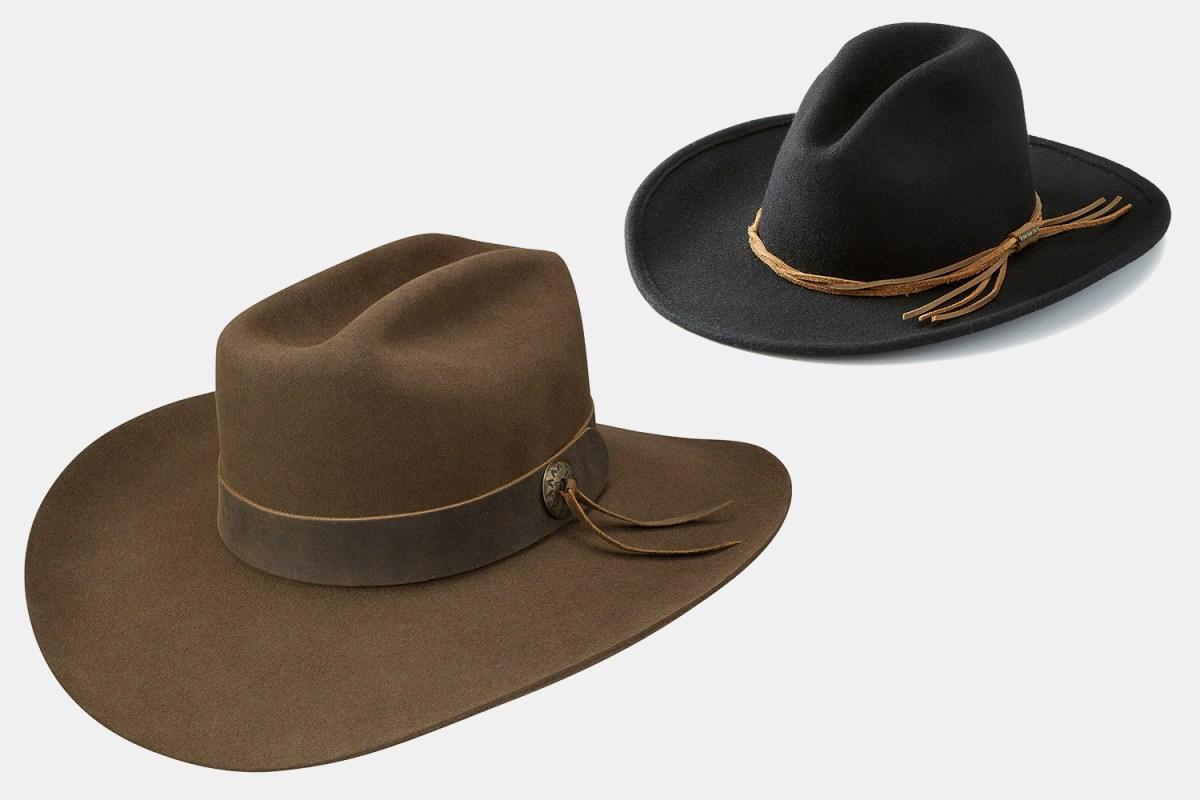 Made where hats are stetson John Stetson