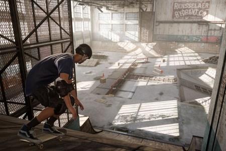 Tony Hawk's Pro Skater 1 and 2 remastered warehouse level