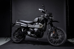Triumph Motorcycles Scrambler 1200 Bond Edition