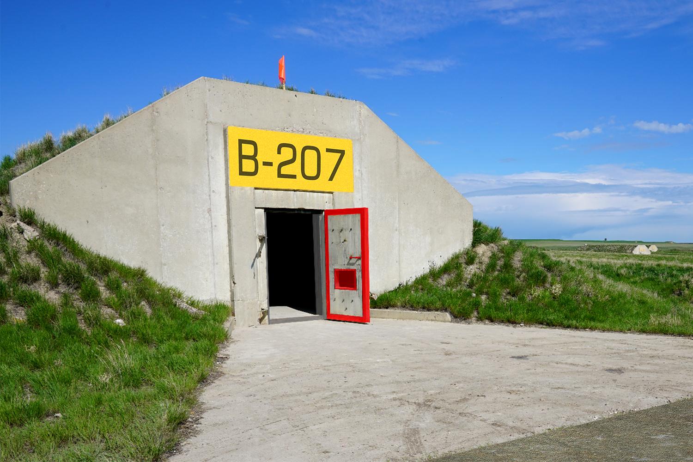 Vivos xPoint doomsday bunker in South Dakota