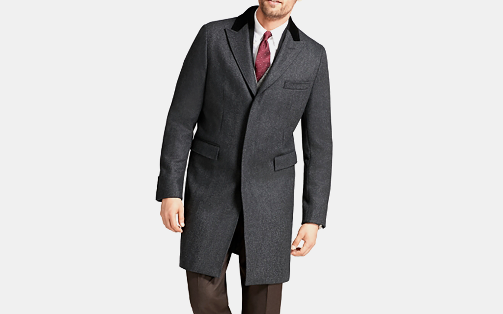 Brooks Brothers Chesterfield Topcoat