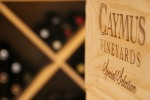Wine from Caymus Vineyards in Napa Valley