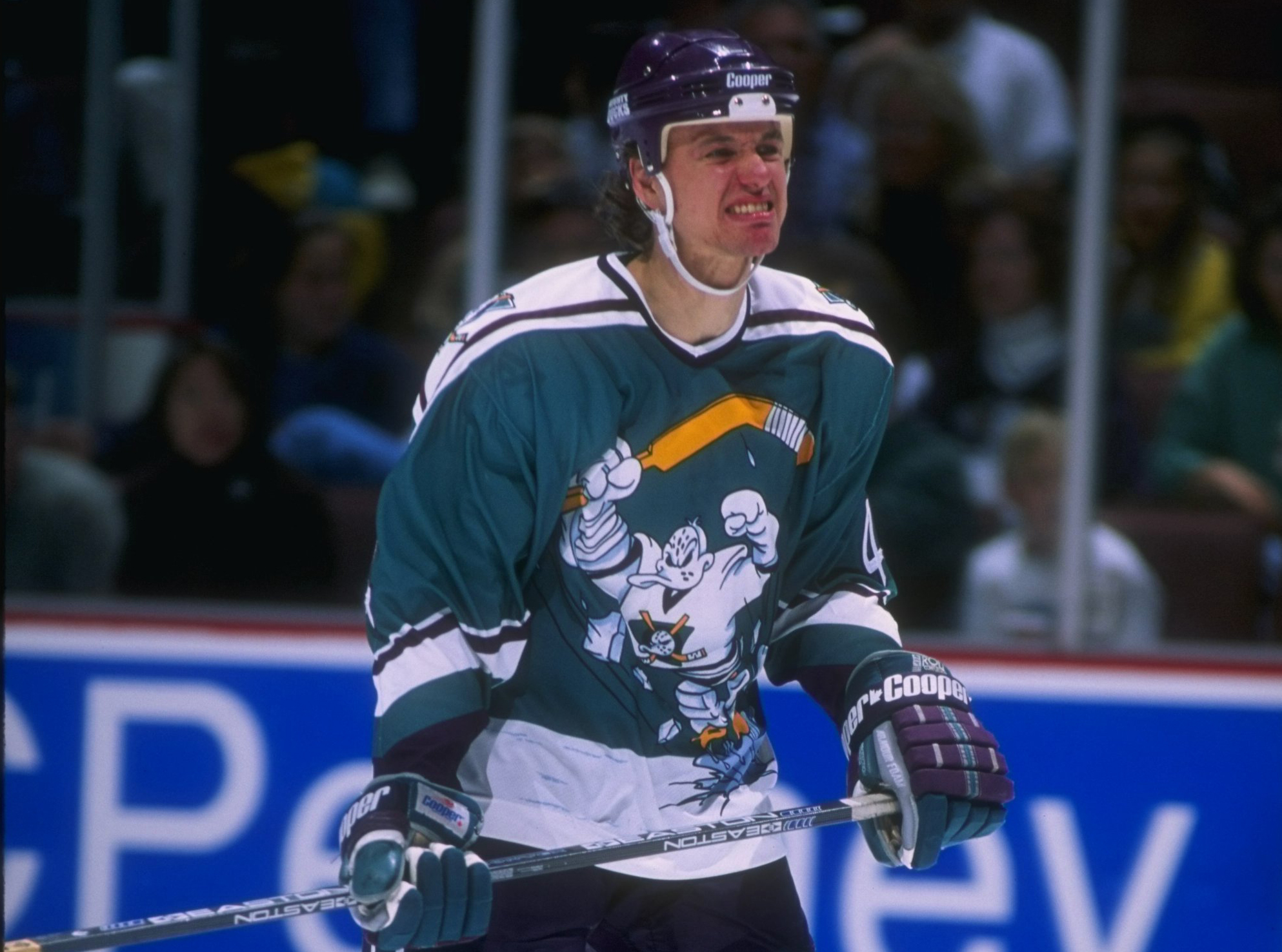 mighty ducks wild wing uniforms throwback